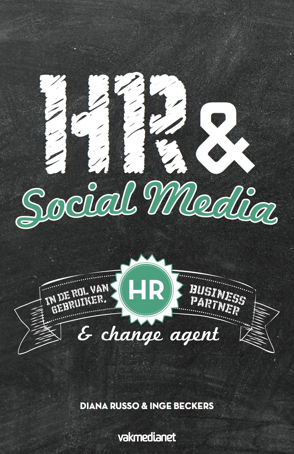 HR en Social Media - boek